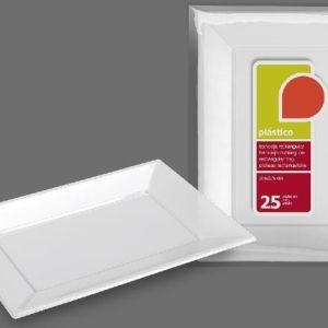 Plastico Desechable - Reutilizable