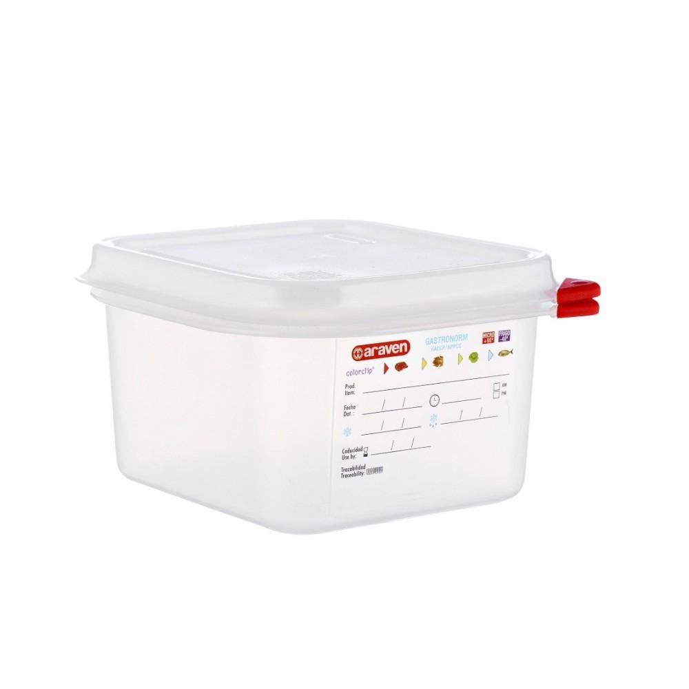 ARA3024 HERMETICO 1/6 H100 1,7 L.