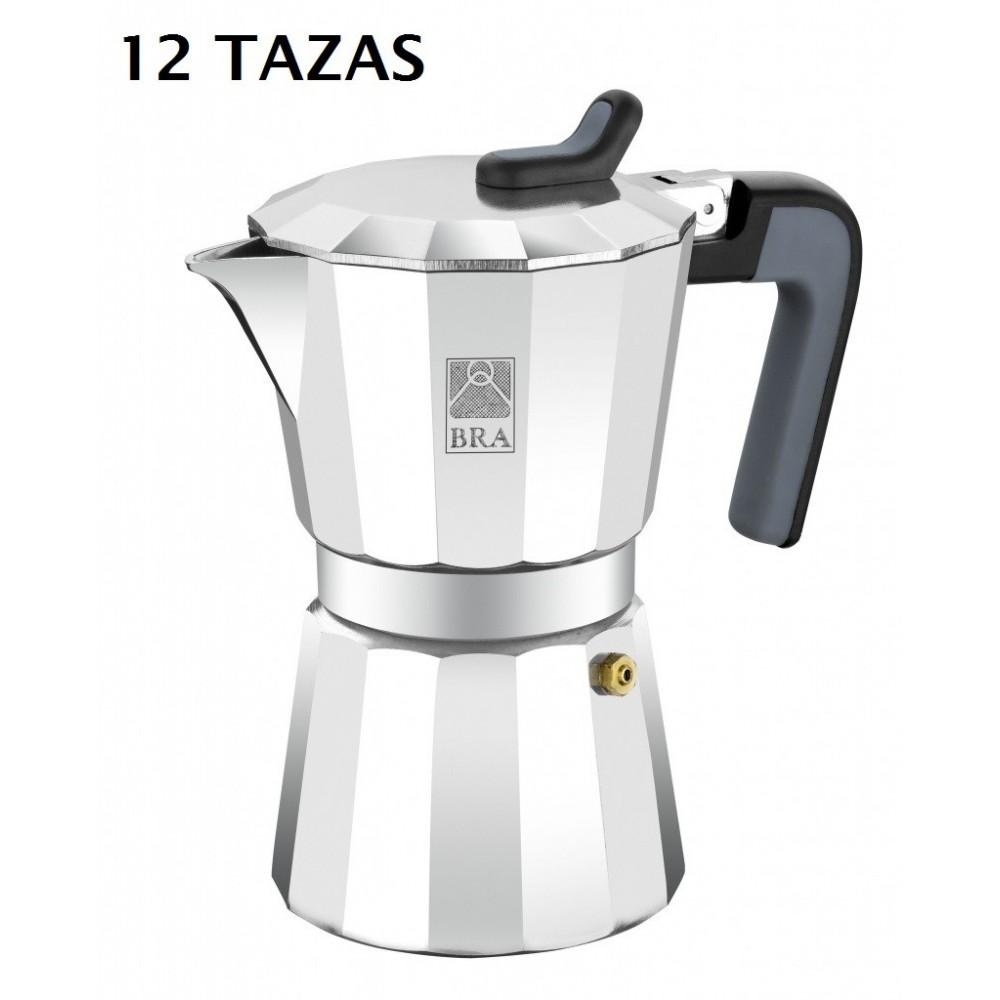 ## CAFETERA EXPRES ALUM 12T BRA