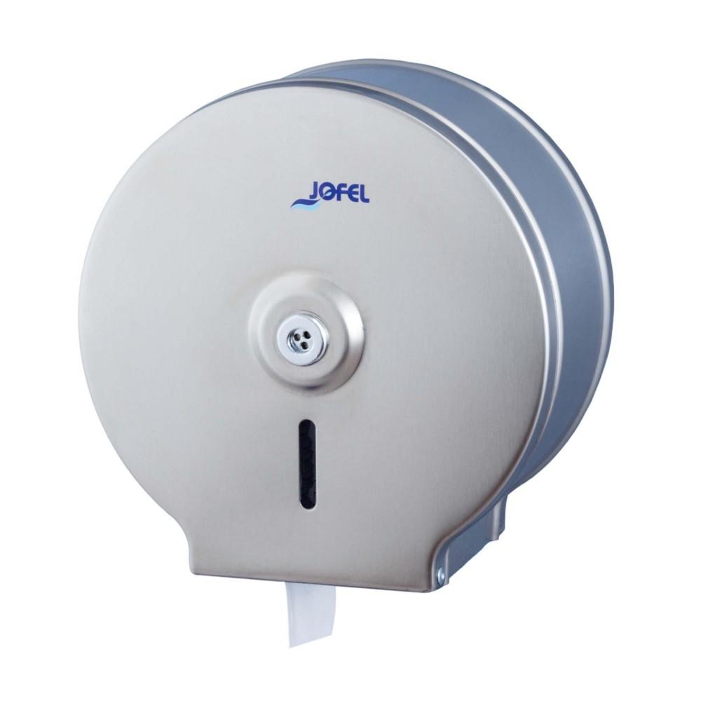 PORTARROLLOS WC INOX 200/45 AE23000 JOFEL