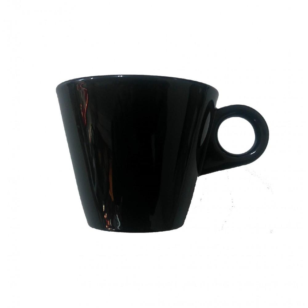 DEL MOKA-CAFE TAZA 08CL JTB NEGRA