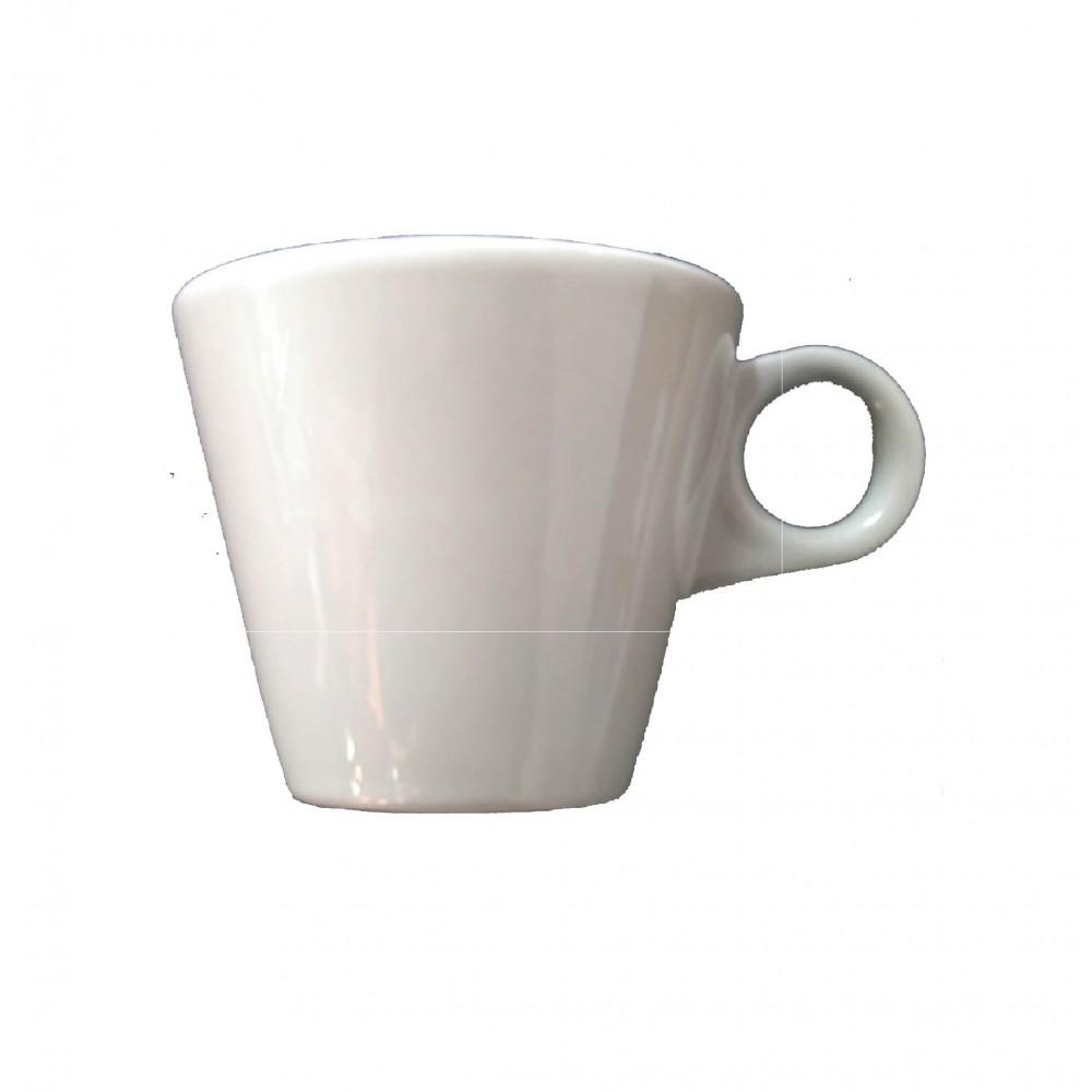 DEL MOKA-CAFE TAZA 08CL JTB BLANCA