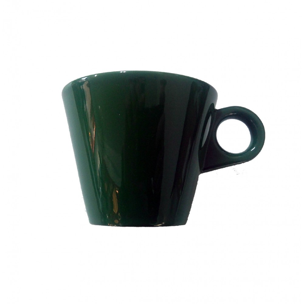 DEL MOKA-CAFE TAZA 08CL JTB VERDE