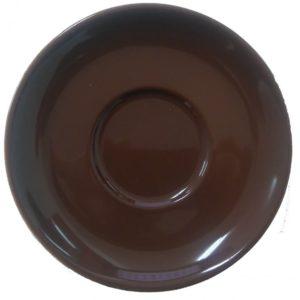 DEL CORT-DESAY PLATILLO 14,5CM CHOCO