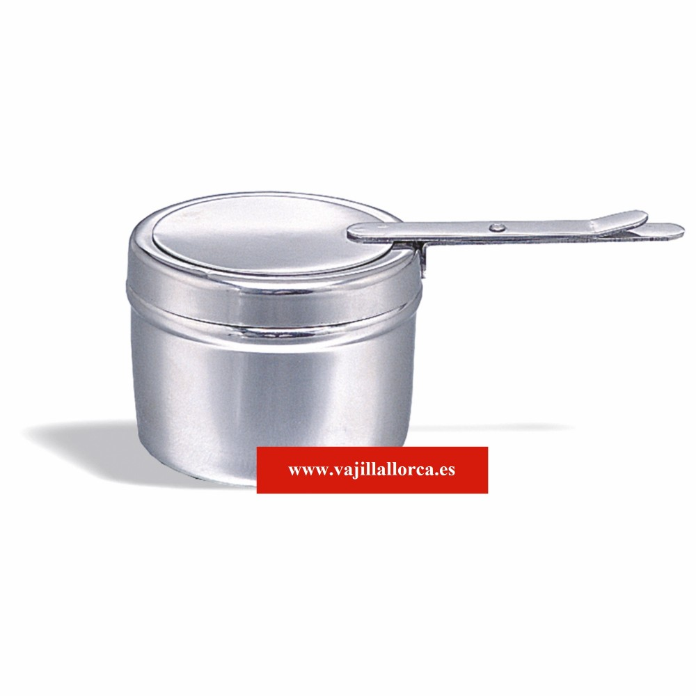 CONTENED COMBUSTIBLE CHAFING DISH 372200 INOX