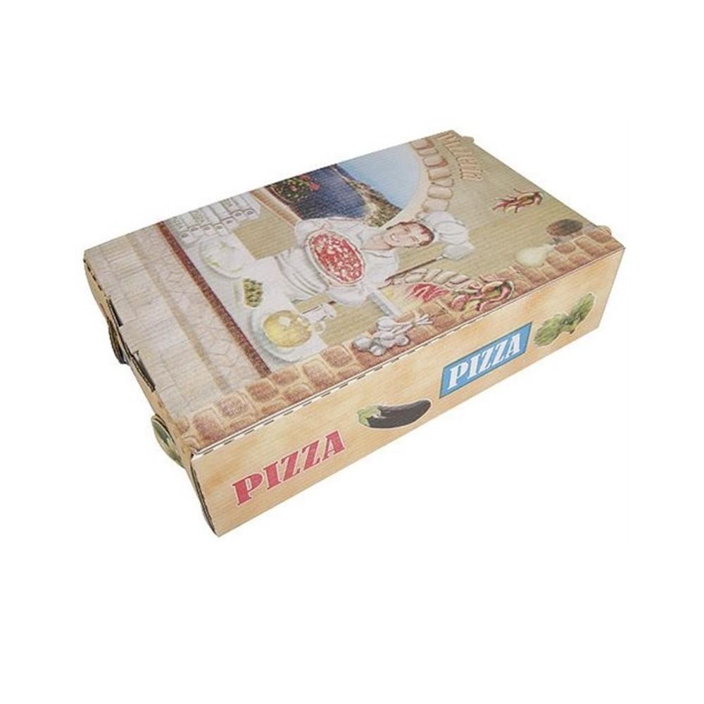 CAJA PIZZA CALZONE 30X17X7