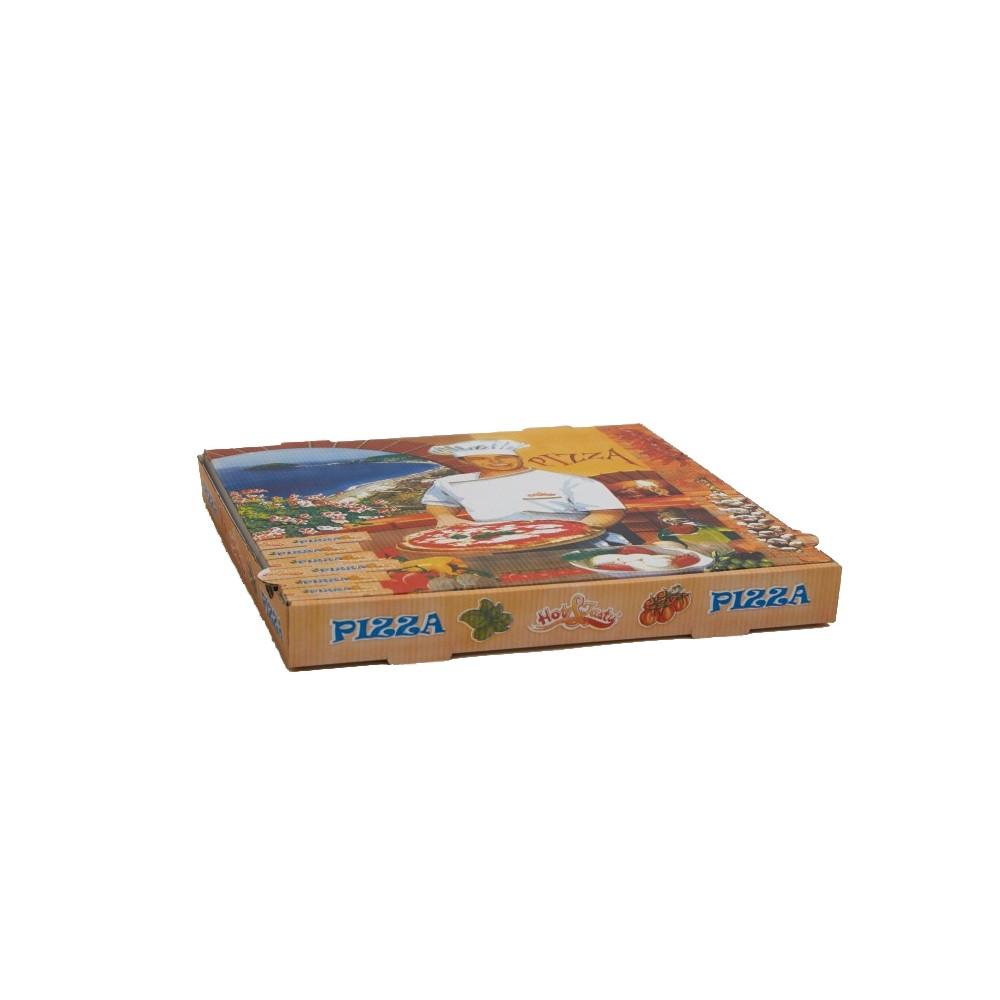 CAJA PIZZA 26X26X3,5
