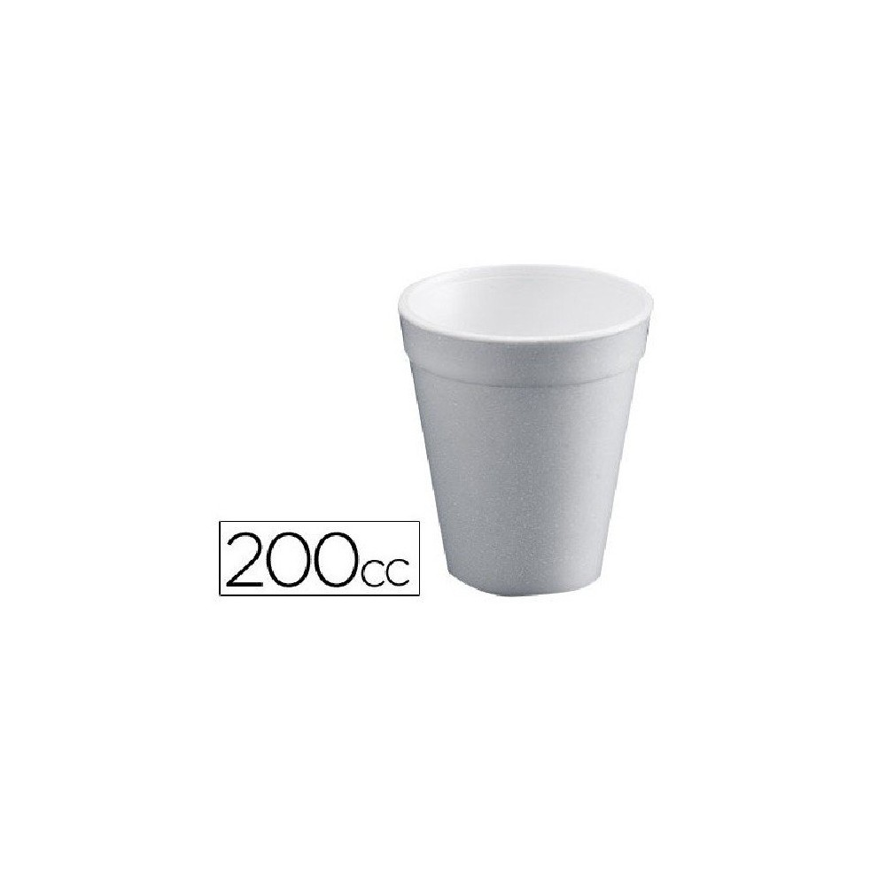 DES VASO FOAM TERMICO 200CC